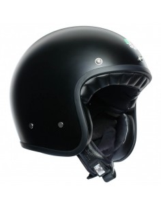 Casco AGV X70 Power Speed | Mate-Negro