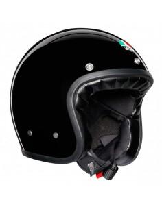 Casco AGV X70 Monocolor | Negro