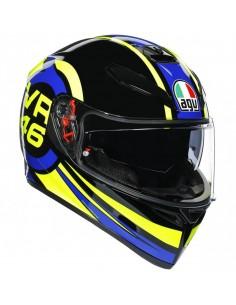 Casco AGV K3 SV Ride 46   VR46