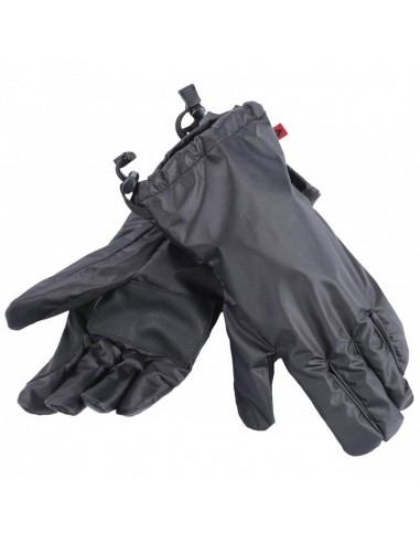 Cubreguantes Impermeables Dainese Rain | Negro