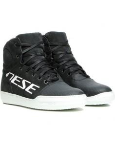 Zapatillas Dainese York D-WP Lady | Negro y blanco