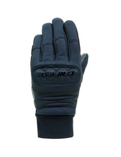 Guantes Dainese Coimbra Unisex Windstopper | Negro irirs