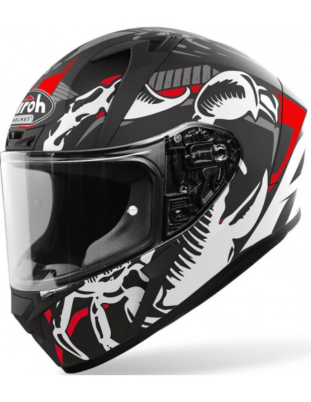 Casco Airoh Valor Claw | Mate-Negro
