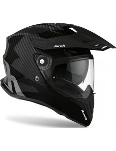 Casco Airoh Commander Carbon | Carbono