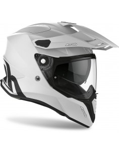 Casco Airoh Commander Color | Hormigón gris mate