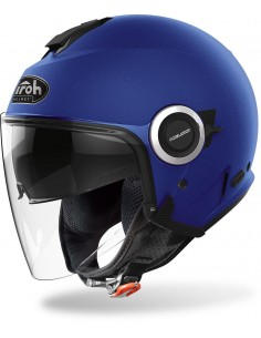 Casco Airoh Helios Color | Azul mate