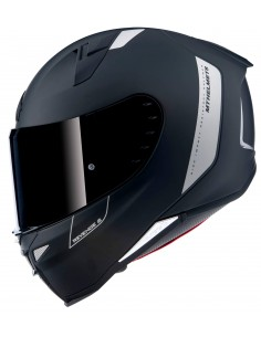 Casco MT Revenge 2 Solid A3 | Negro mate