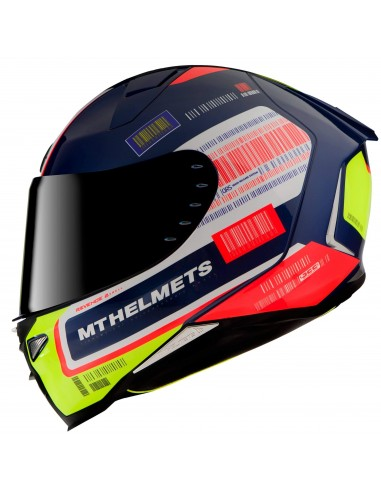 Casco MT Revenge 2 RS A0 | Azul