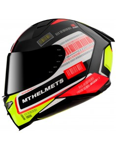 Casco MT Revenge 2 RS A1 | Negro