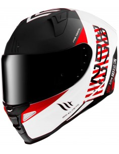 Casco MT Revenge 2 Chrono A5 | Mate-Rojo