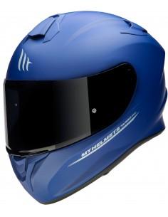 Casco MT Targo Solid A7 | Mate-Azul
