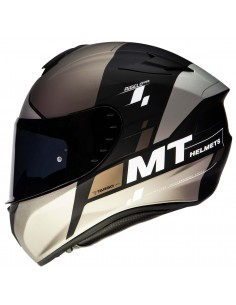 Casco MT Targo Rigel B2 | Mate-Gris