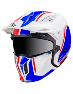 Casco MT Streetfighter SV Twin B7 | Azul