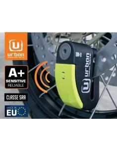 Antirrobo Disco con Alarma Urban 999