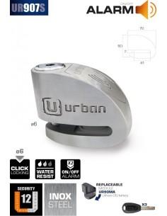 Antirrobo Disco con Alarma Urban UR907S