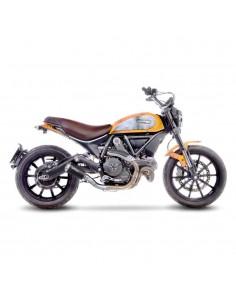 Escape Leovince Lv-10 Ducati Scrambler 800 Icon / Classic (15-16)