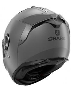Casco Shark Spartan GT Blank Mate | Mate-Antracita | HE7051AMA