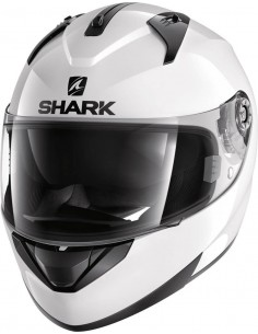 Casco Shark Ridill Blank | Blanco | HE0500WHU
