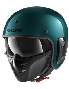 Casco Shark S-Drak 2 Blank | Verde | HE2760GGM