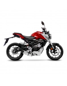 Escape Leovince LV One Evo Honda CB 125 R Neo Sports Café (2018 - 2020) | 14245EK