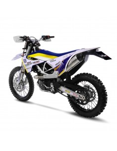 Escape Leovince LV One Evo Husqvarna 701 Enduro / Supermoto (2017 - 2020) | 14232E