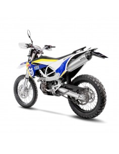 Escape Leovince LV One Evo Husqvarna 701 Enduro / Supermoto (2017 - 2020) | 14325EK