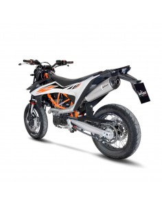 Escape Leovince LV One Evo KTM 690 Enduro R / 690 SMC R (2019 - 2020) | 14324EK