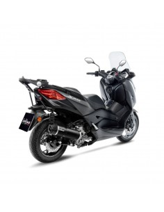 Escape Leovince LV One Evo Black Edition Yamaha X-Max 300 / Iron Max (2017 - 2020) | 14331EB