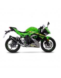Escape Leovince LV One Evo Carbono Kawasaki Z 125 / Ninja 125 (2019 - 2020) | 14294E