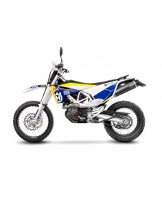 Escape Leovince Nero Husqvarna 701 Enduro / Supermoto (2017 - 2020) | 14066