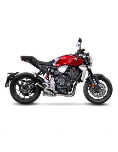 Escape Leovince LV-10 Black Edition Honda CB 1000 R Neo Sports Café (2018 - 2020)   15222B