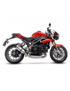 Escape Leovince Factory S Triumph Speed Triple 1050 R / S (2016 - 2017)