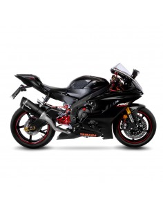 Escape Leovince Factory S Carbono Yamaha YZF-R6 (2006 - 2020)