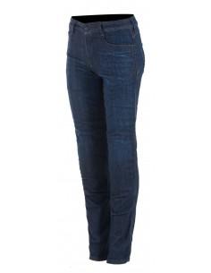 Pantalon Alpinestars Stella Daisy Denim V2  | Azul oscuro