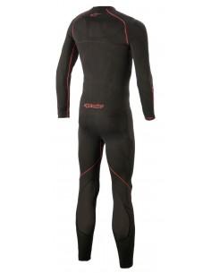 Sotomono Alpinestars Ride Tech Lite 1PC | Negro y rojo