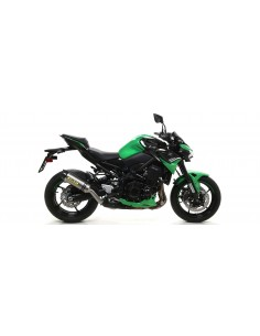Escape Arrow Street Thunder Titanio Copa Carbono Kawasaki Z 900 (2020)