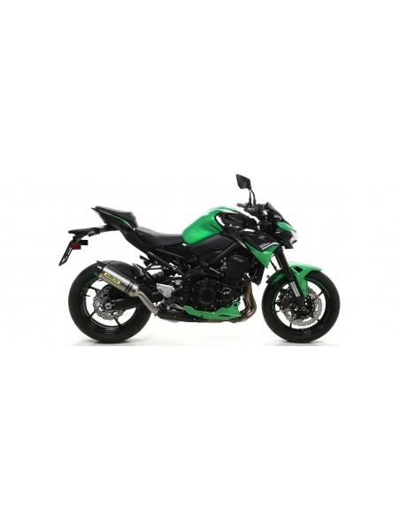 Escape Arrow Street Thunder Titanio Copa Carbono Kawasaki Z 900 (2020)