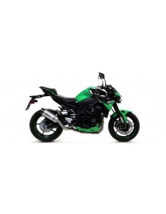 Escape Arrow Street Thunder Aluminio Copa Carbono Kawasaki Z 900 (2020)