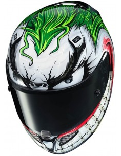 Casco HJC RPHA 11 Joker DC Comics MC48