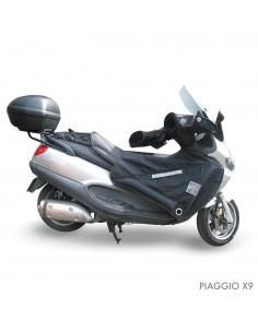 Cubrepiernas impermeable para moto Tucano Urbano Termoscud R032X