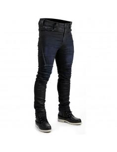 Pantalones Vaqueros Overlap Ryan | Negro azul