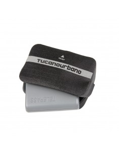Funda Impermeable Tucano Urbano Telepack | Negro