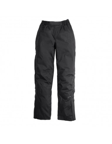 Pantalones Impermeables Double Diluvio | Negro