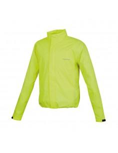 Chaqueta Impermeable Tucano Urbano Nano Rain Jacket Plus | Amarillo fluor
