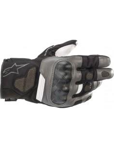 Guantes Alpinestars Corozal V2 Drystar | Negro-gris-blanco