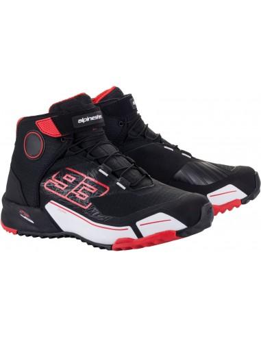 Zapatillas  Alpinestars MM93 CR-X | Negro y rojo