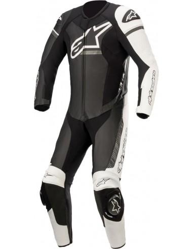 Mono Profesional Alpinestars GP Force Phantom | Negro-blanco-gris