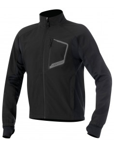 Chaqueta Térmica Alpinestars Tech Layer Top Negra
