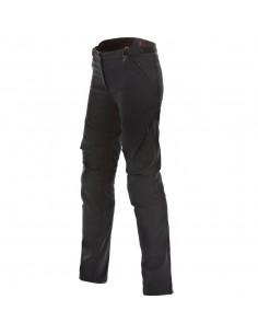 Pantalon Dainese New Drake Air Tex Lady Negro