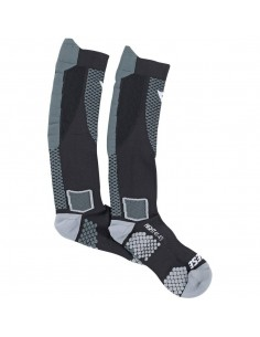 Calcetines Dainese D-Core High | Negros y antracita